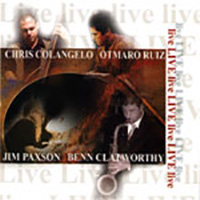 Colangelo • Clatworthy • Ruiz • Paxson: Live