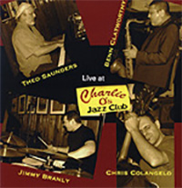 Colangelo, Clatworthy, Saunders, Branly Live at Charlie O's
