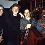 Sal Marquez, Theo Saunders and Sherman Ferguson