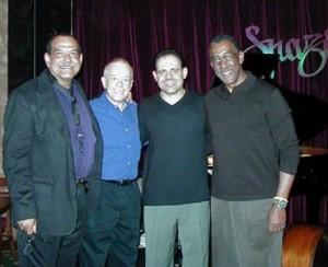 Ernie Watts, Jon Mayer and Roy McCurdy
